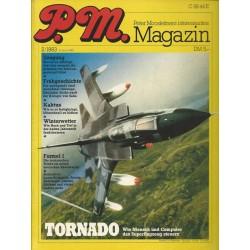 P.M. Ausgabe Februar 2/1983 - Tornado