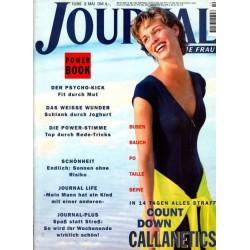 Journal Nr.10 / 3 Mai 1995 - Callanetics