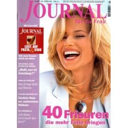 Journal Nr.5 / 19 Februar 1997 - 40 Frisuren