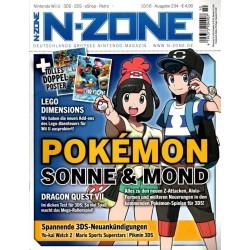 N-Zone 10/2016 - Ausgabe 234 - Pokemon Sonne & Mond