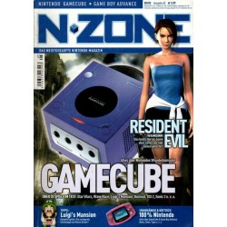 N-Zone 5/2002 - Ausgabe 60 - Resident Evil