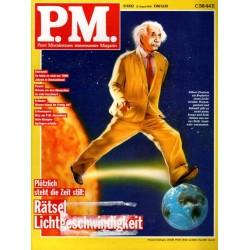 P.M. Ausgabe August 9/1992 - Rätsel Lichtgeschwindigkeit