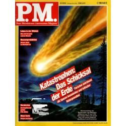 P.M. Ausgabe Oktober 10/1992 - Das Schicksal der Erde