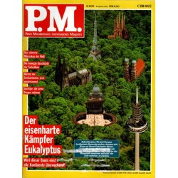 P.M. Ausgabe November 11/1992 - Kämpfer Eukalyptus