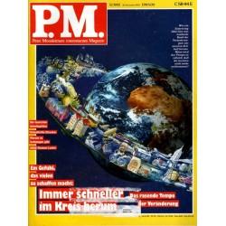 P.M. Ausgabe Dezember 12/1992 - Immer schneller