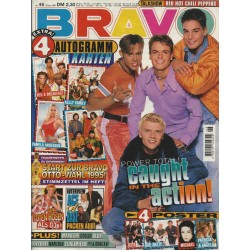 BRAVO Nr.46 / 9 November 1995 - Caught in the Action!