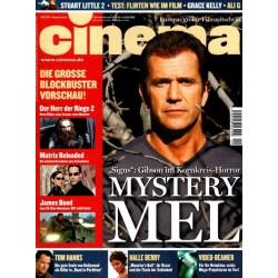 CINEMA 9/02 September 2002 - Mystery Mel Gibson