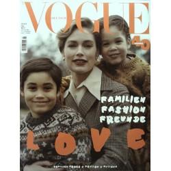 Vogue 5/Mai 2019 - Julia Stegner