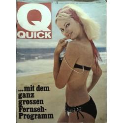 Quick Heft Nr.15 / 11 April 1965 - Madeleine Usher