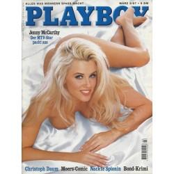 Playboy Nr.3 / März 1997 - Jenny McCarthy