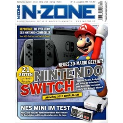N-Zone 12/2016 - Ausgabe 236 - Nintendo Switch