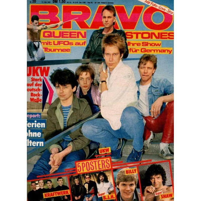 BRAVO Nr.20 / 13 Mai 1982 - UKW