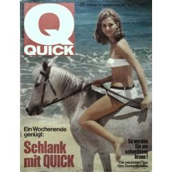 Quick Heft Nr.23 / 5 Juni 1966 - Maria Sturdevant