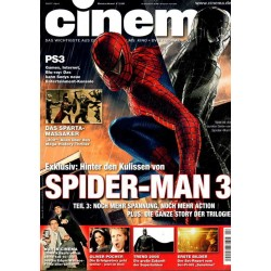 CINEMA 4/07 April 2007 - Spider Man 3