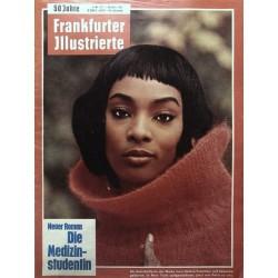 Frankfurter Illustrierte Nr.40 / 7 Oktober 1962 - Delore Francine