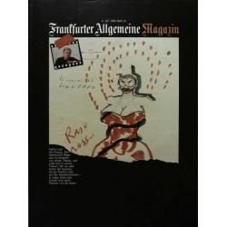 Frankfurter Allgemeine Heft 18 / Juli 1980 - Fellini