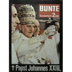 Bunte Sonderheft / 1963 - Papst Johannes XXIII