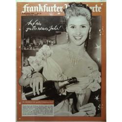 Frankfurter Illustrierte Nr.53 / 31 Dezember 1955 - Simone Bach