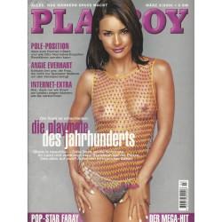 Playboy Nr.3 / März 2000 - Gitta Sack