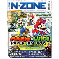 N-Zone 1/2016 - Ausgabe 225 - Mario & Luigi