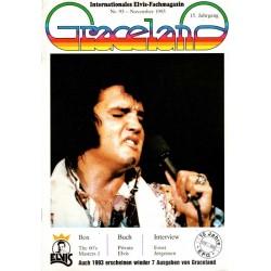 Graceland Nr.93 November 1993 - Private Elvis