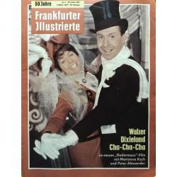 Frankfurter Illustrierte Nr.4 / 28 Januar 1962 - Fledermaus Film