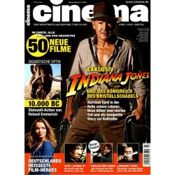 CINEMA 3/08 März 2008 - Indiana Jones