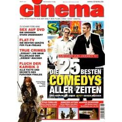 CINEMA 6/07 Juni 2007 - Die 25 besten Comedys