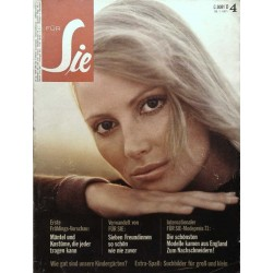 Für Sie Heft 4 / 29 Januar 1971 - Evelyn Kühn