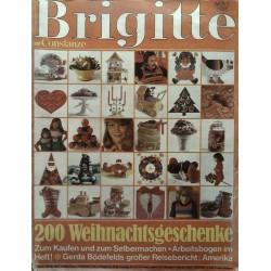 Brigitte Heft 22 / 1973 - 200 Weihnachtsgeschenke