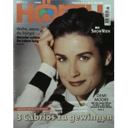 HÖRZU 11 / 16 bis 22 März 1996 - Demi Moore