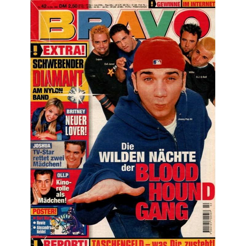 BRAVO Nr.42 / 13 Oktober 1999 - Blood Hound Gang