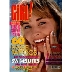 Bravo Girl Nr.11 / 18 Mai 1994 - Nagel Tattoos