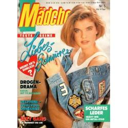 Mädchen Nr.5 / 12 Februar 1992 - Liebes Schwüre