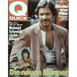 Quick Nr.45 / 30 Oktober 1985 - Rambo, Schimanski