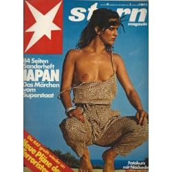 stern Heft Nr.40 / 24 September 1981 - Fotokurs mit Nackedei Blende Akt
