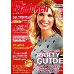Mädchen Nr.26 / 12 Dezember 2007 - Party Guide