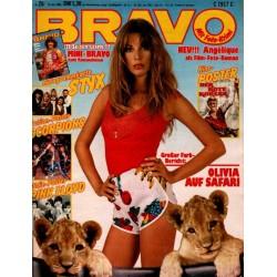 BRAVO Nr.26 / 19  Juni 1980 - Olivia auf Safari