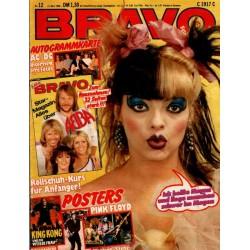 BRAVO Nr.12 / 13 März 1980 - Nina Hagen