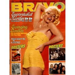 BRAVO Nr.23 / 29 Mai 1980 - Marilyn Monroe