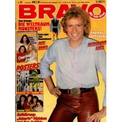 BRAVO Nr.22 / 22 Mai 1980 - Thomas Gottschalk