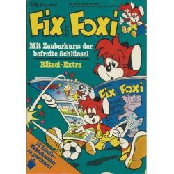 Fix und Foxi Band 34 / 1980 - Mit Zauberkurs: Der befreite Schlüssel
