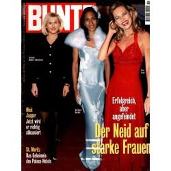 BUNTE Nr.51 / 10 Dezember 1998 - Starke Frauen