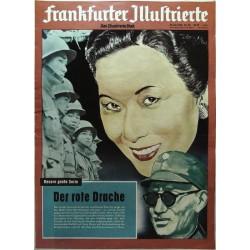 Frankfurter Illustrierte Nr.30 / 23 Juli 1960 - Der rote Drache