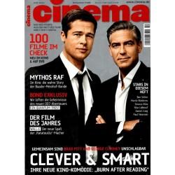 CINEMA 10/08 Oktober 2008 - Clever & Smart