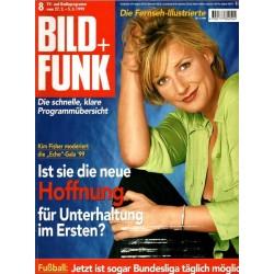 Bild und Funk Nr. 8 / 27 Febr. bis 5 März 1999 - Kim Fisher