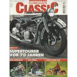 Motorrad Classic 4/01- Juli/August 2001 - BMW R 11 vor 70 Jahren