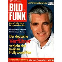Bild und Funk Nr. 37 / 18 bis 24 September 1999 - Sky Dumont