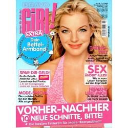 Bravo Girl Nr.19 / 7.9.2005 - Yvonne Catterfeld