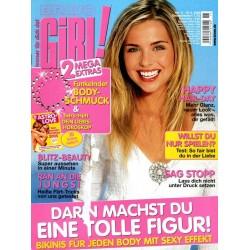 Bravo Girl Nr.11 / 18.5.2005 - Darin machst du eine tolle Figur